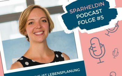 #5 Finanzplanung ist Lebensplanung – Wie dir ein Termin mit deinen Finanzen hilft, Ziele zu setzen – mit Claudia vom Female Finance Forum
