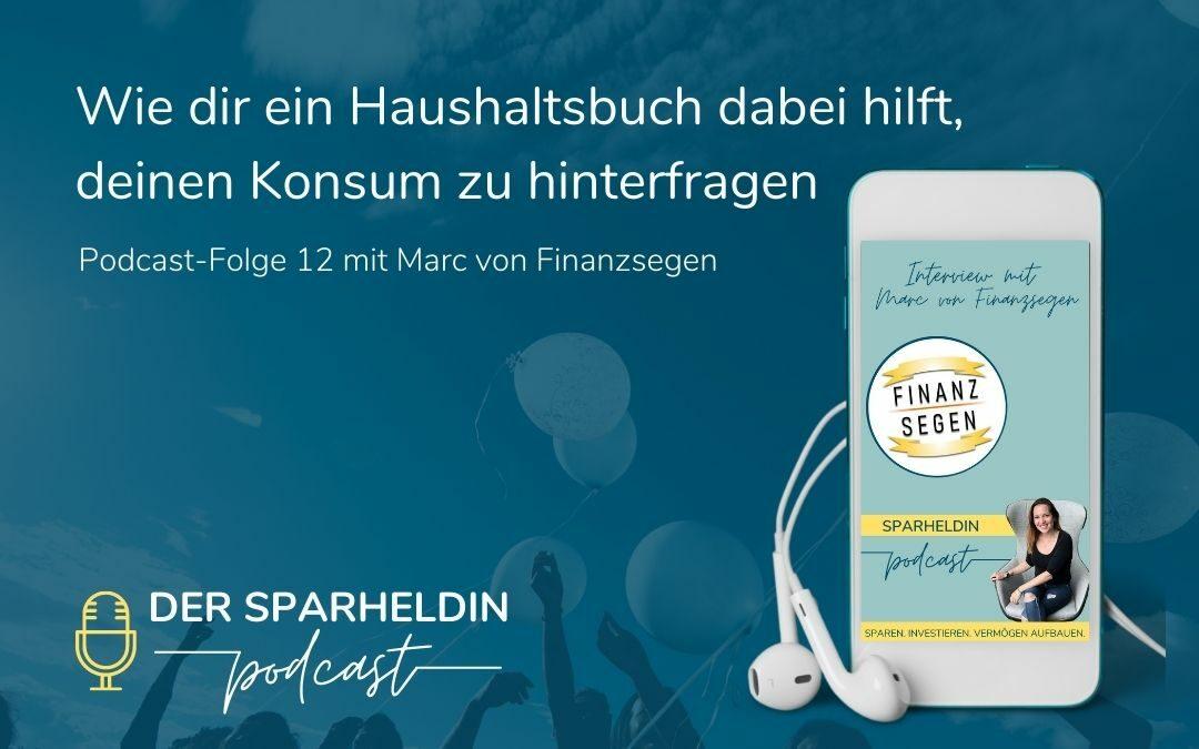 Haushaltsbuch führen Sparheldin Podcast