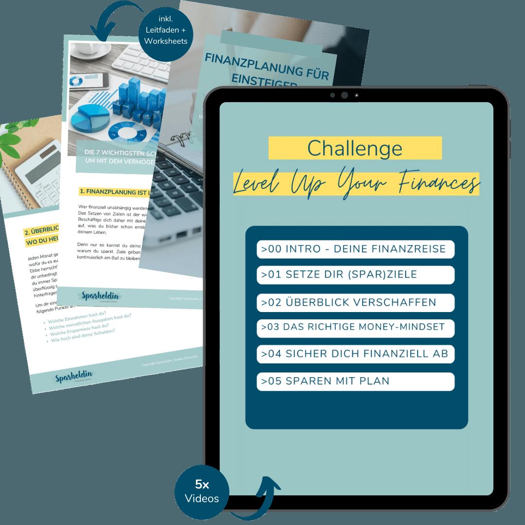 Finanzplanung für Einsteiger