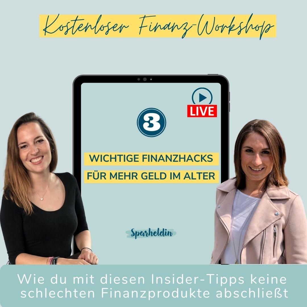 Sparheldin Finanz-Workshop