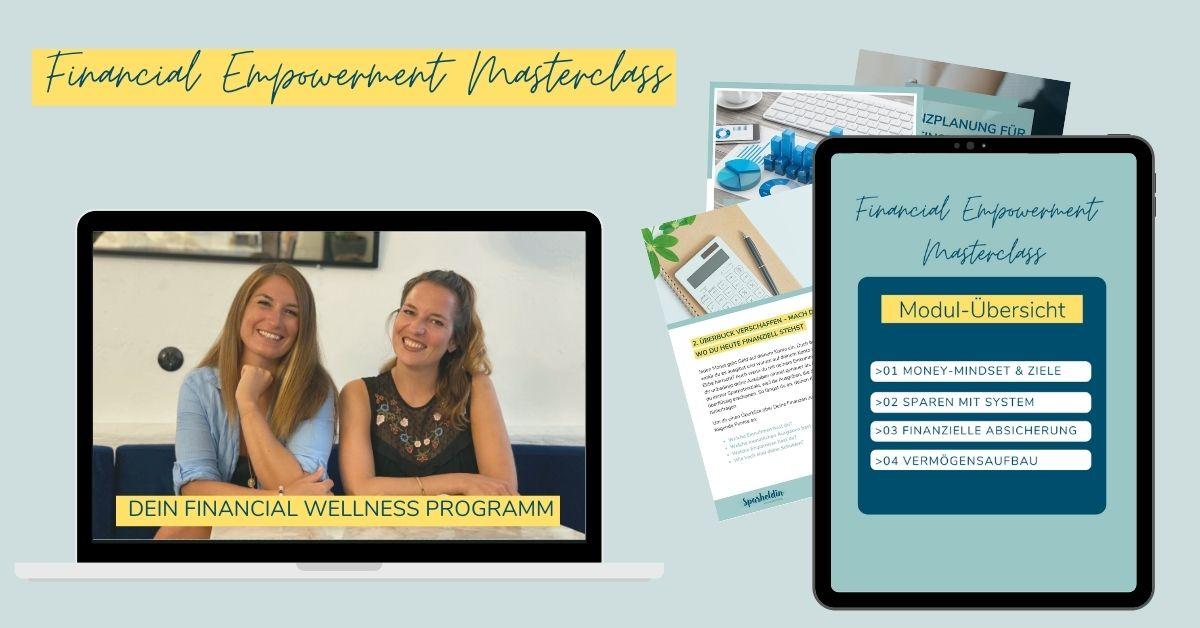 Financial Empowerment Masterclass
